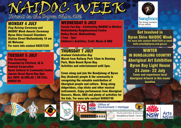 NAIDOC Program